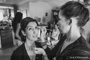Top bridal make-up artist in Surrey