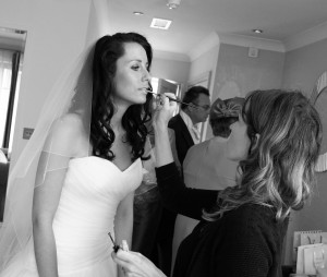 Bridal make-up artist Surrey